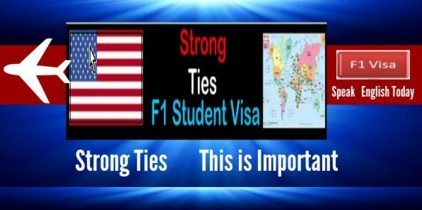 F1 Visa Strong Ties Infographic