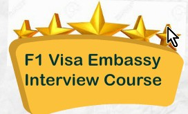 F1 Visa Interview Course