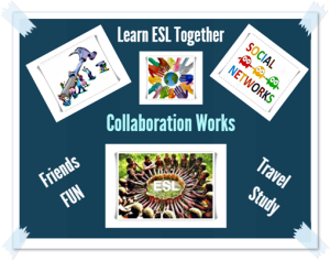ESL Collaboration Info Graphic